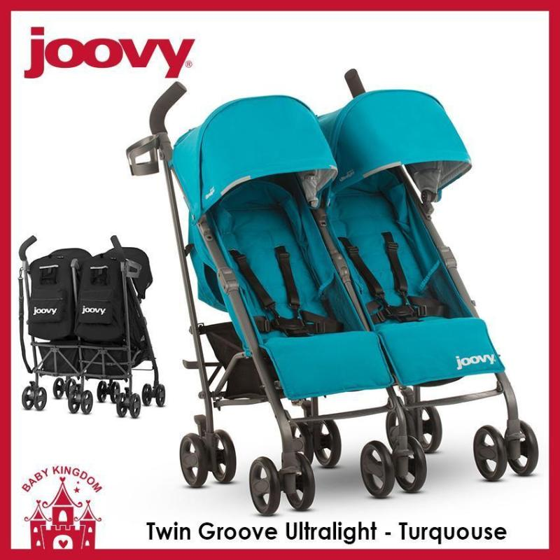 Joovy Twin Groove Ultralight Stroller Singapore