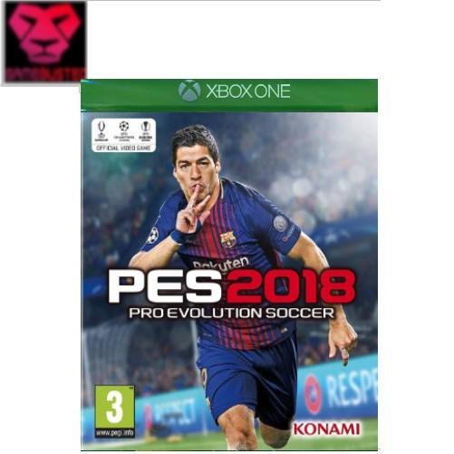 Buy Xbox One Pes 2018 Pro Evolution Soccer 2018 Pal Cheap Singapore