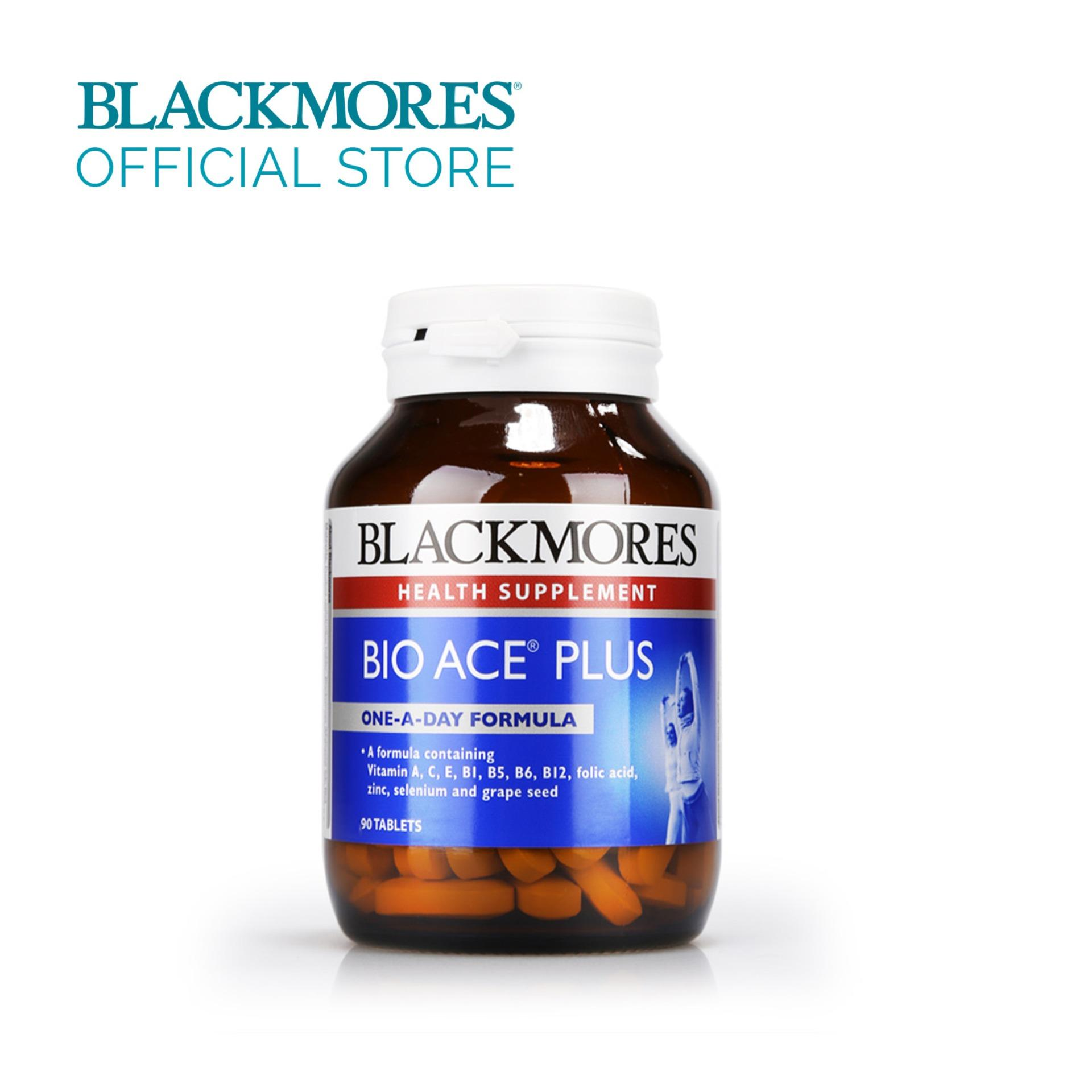Low Cost Blackmores Bio Ace Plus 90Tabs