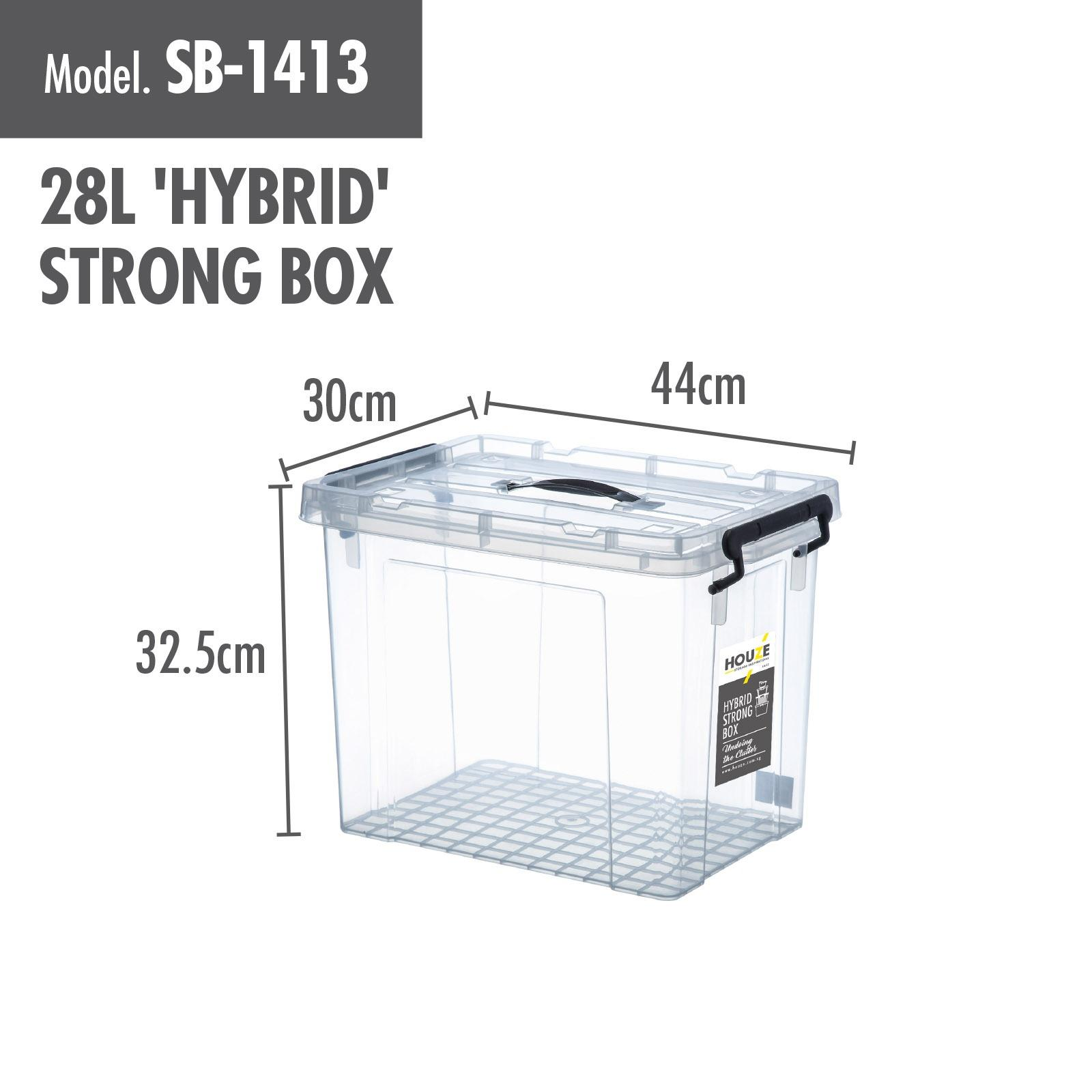 Houze 28L Hybrid Strong Box Coupon
