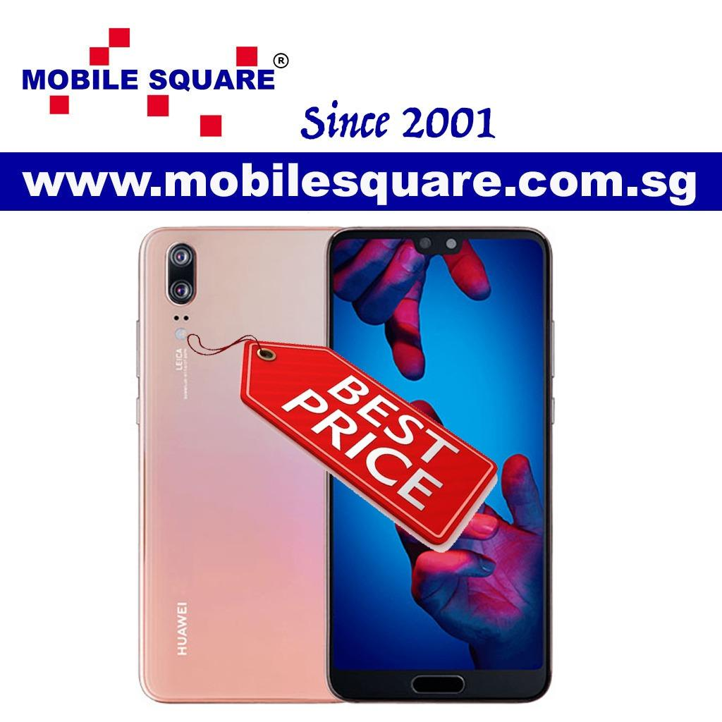 Get The Best Price For Huawei P20 128Gb 4Gb Ram