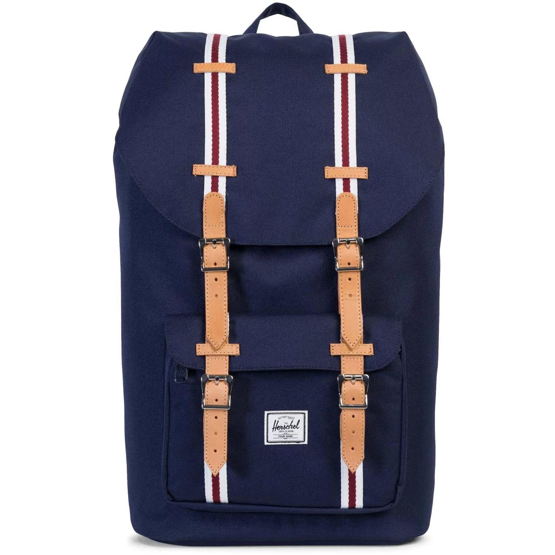 GSS Herschel Little America Backpack Classic Size Full Volume 25L 4267314da0bad