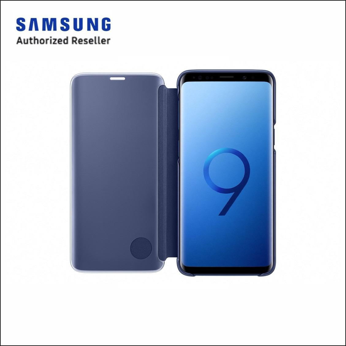 Sale Samsung Galaxy S9 Clear View Cover Samsung Cheap
