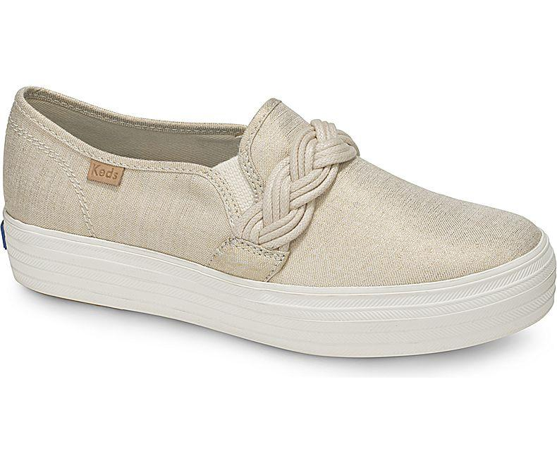Review Keds Triple Decker Rope Bracele Sneaker Wf58160 Singapore