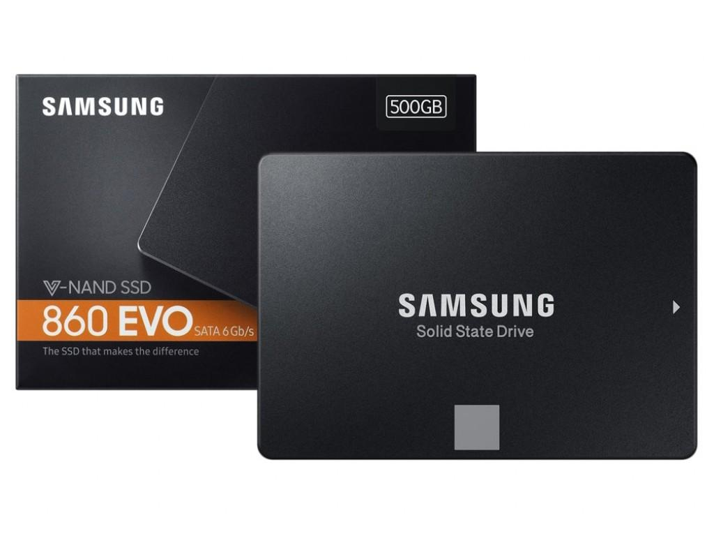 Samsung 860 Evo 500Gb Ssd Mz 76E500Bw Review