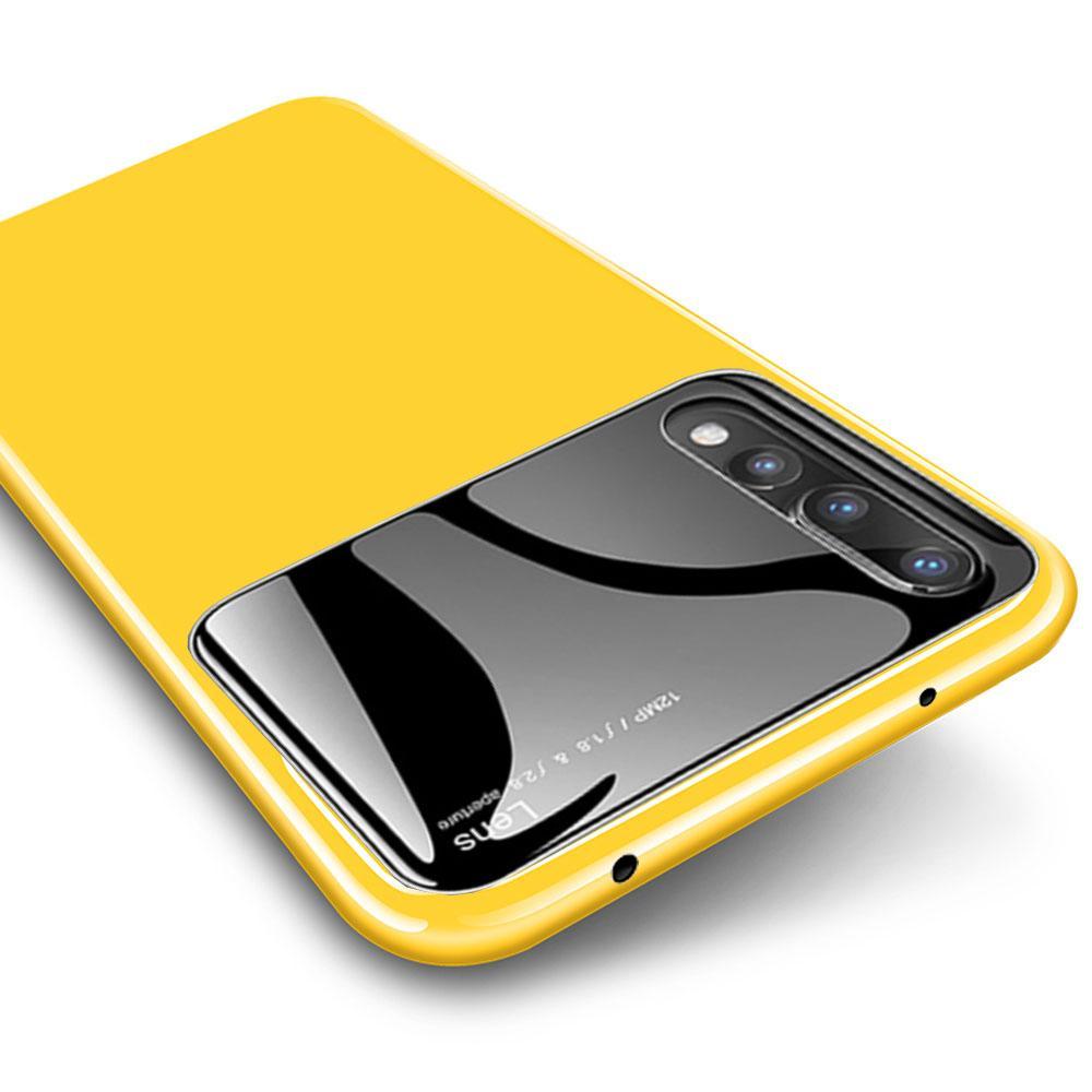 Buy Phone Cases Accessories Goospery Samsung S8 Plus Hybrid Dream Bumper Case Jet Black Huawei P20 Pro Ruilean Ultra Slim Glossy Finish Hard Rubberised Glass Lens Protective