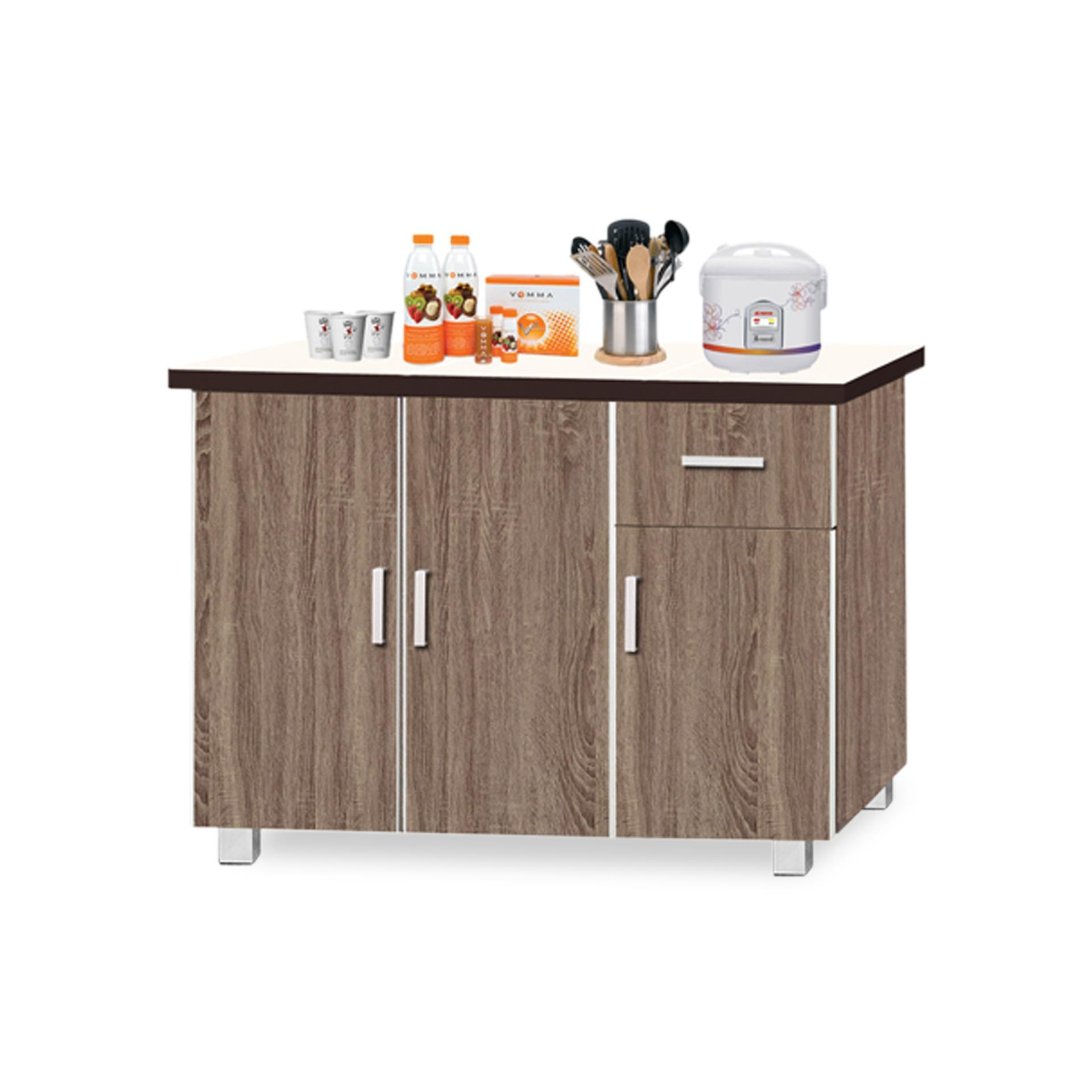Hugo Dining Cabinet (FREE DELIVERY)(FREE ASSEMBLY)