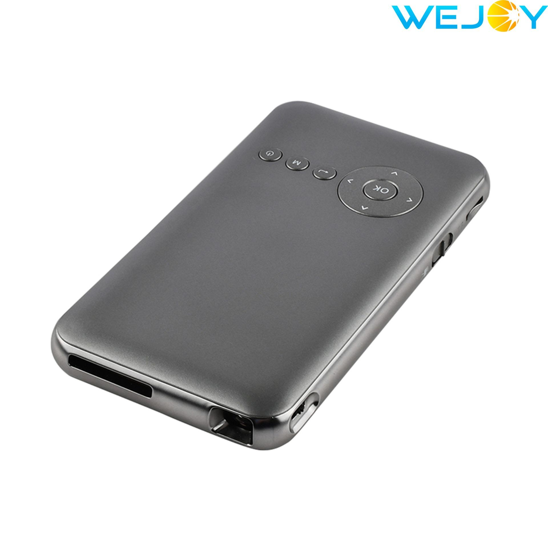 Buy Wejoy 1080P Portable Mini Wifi Projector Home Cinema Theater Dl S6 1G 16G Rom Wejoy Online