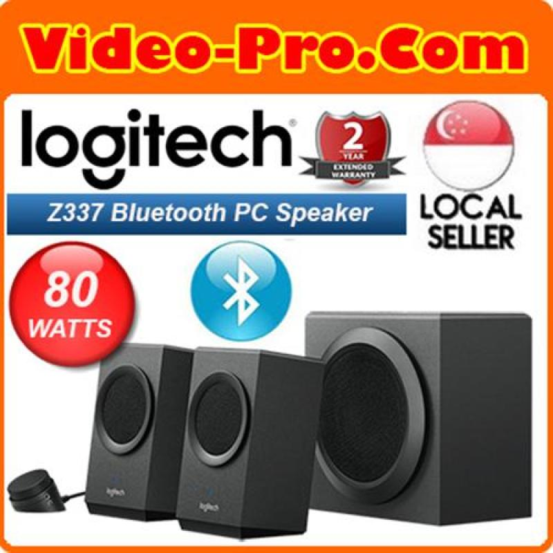 Logitech Z337 Bluetooth Streaming 2.1 Speaker System with Subwoofer (980-001275) Singapore