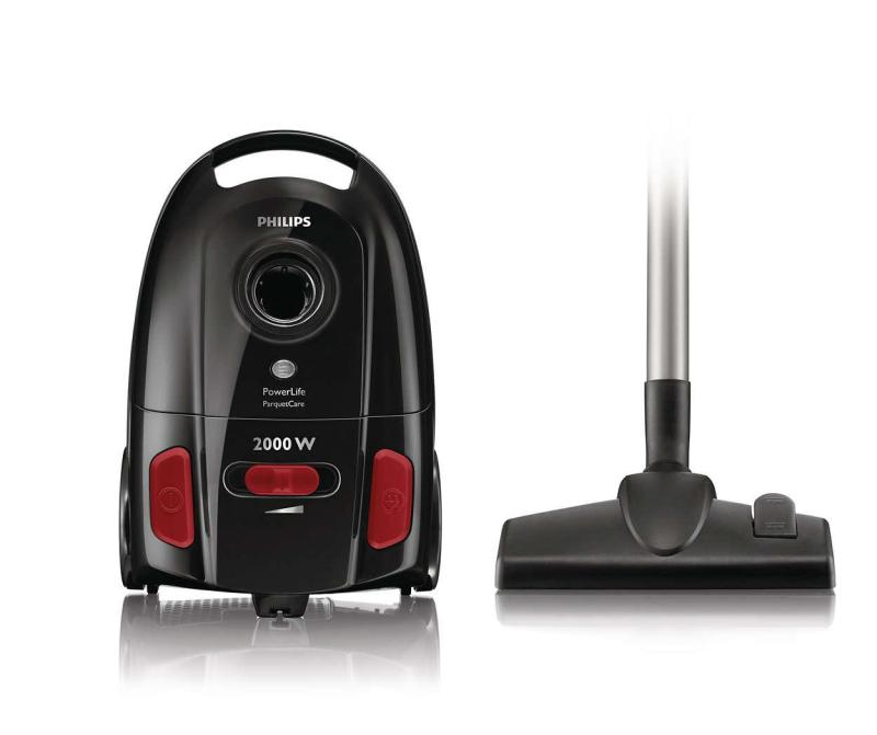 Philips FC8454 PowerLife Vacuum cleaner with bag 2 Years International Warranty Singapore