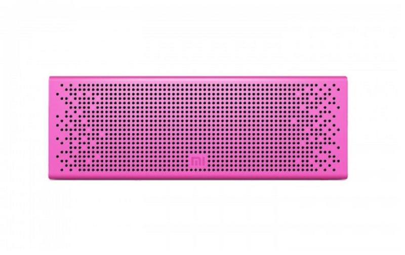 MI Bluetooth Speaker Pink Singapore