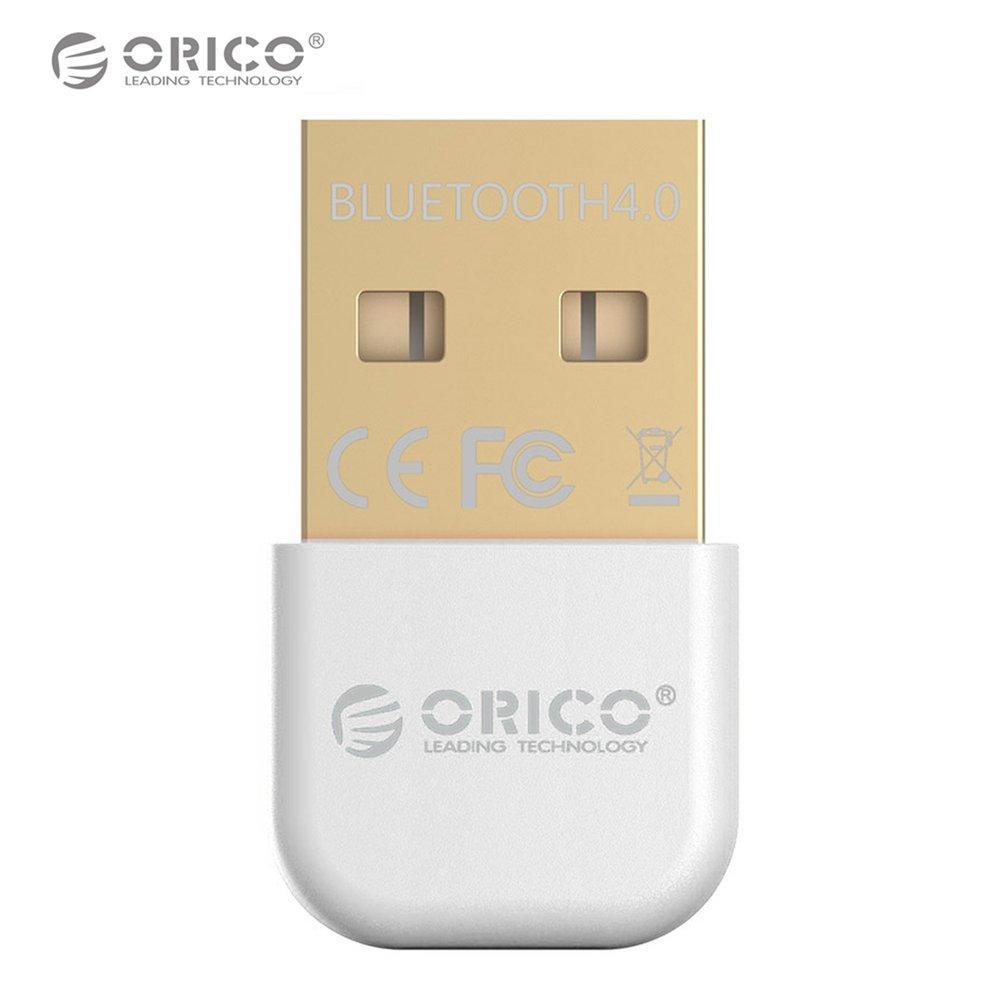 Orico Bta-403 Blueto*th Adapter Blueto*th 4.0 Usb Dongle Mini Csr Transmitter (White)