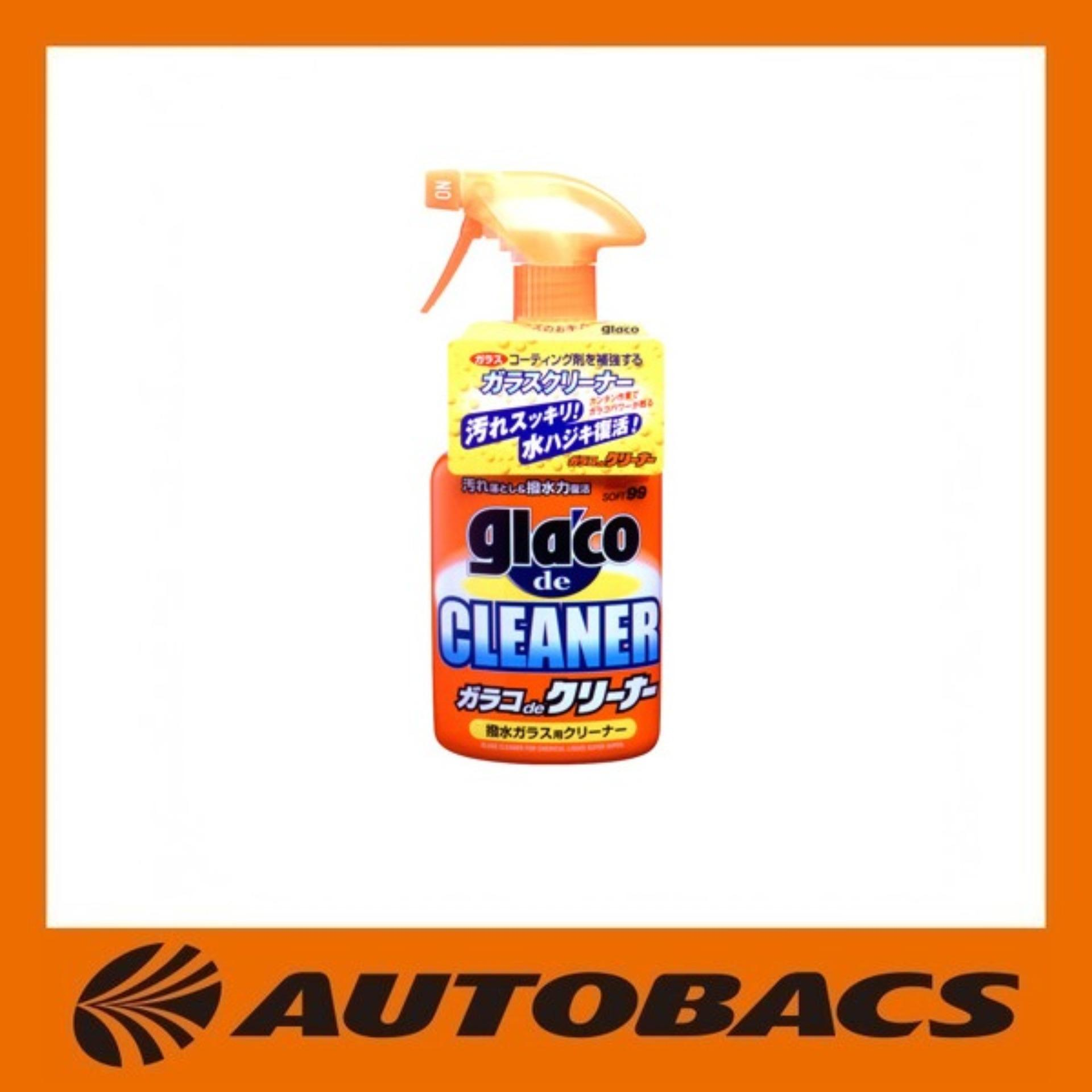 Latest Soft 99 Glaco De Cleaner