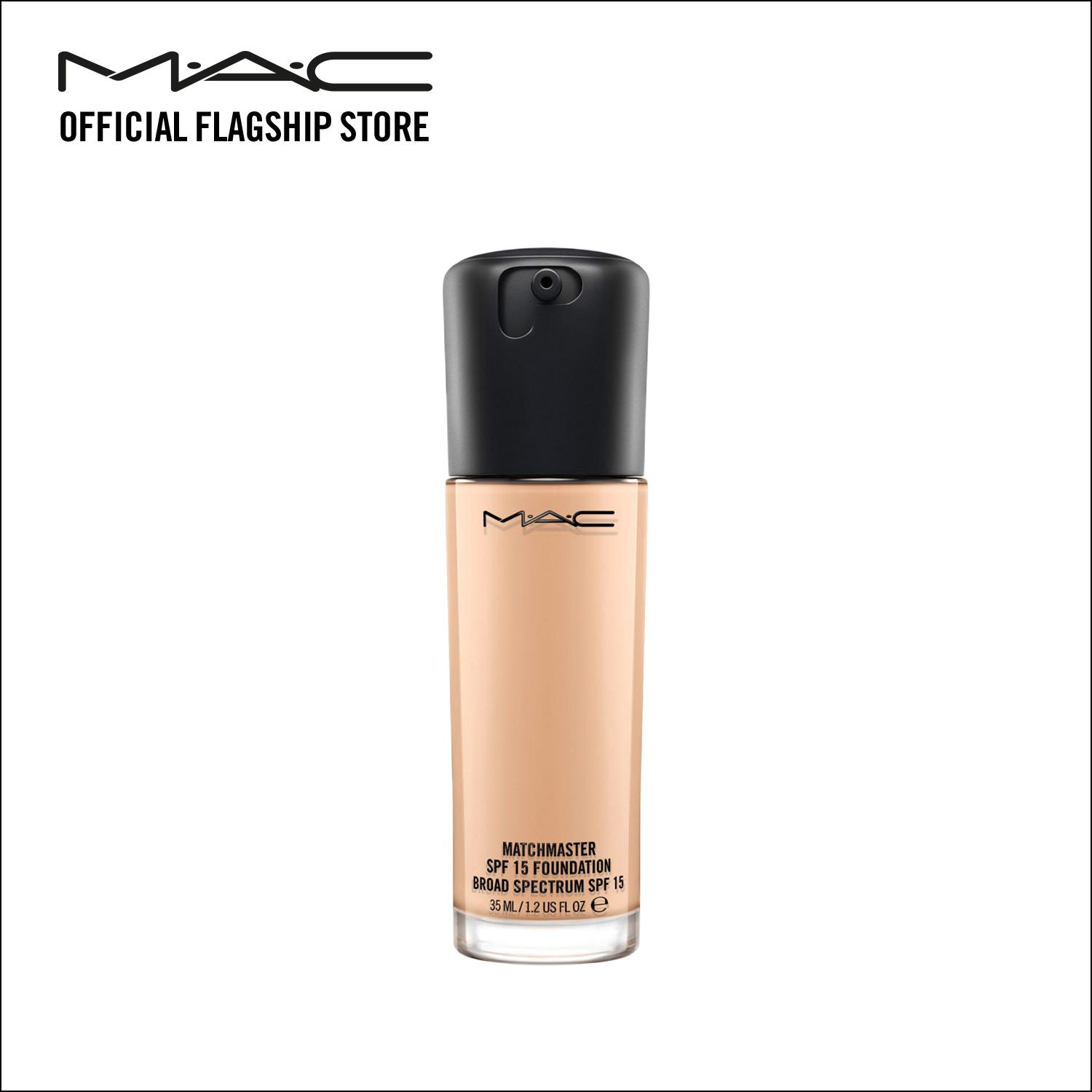 Mac Matchmaster Spf 15 Foundation 1 5 Mac Discount