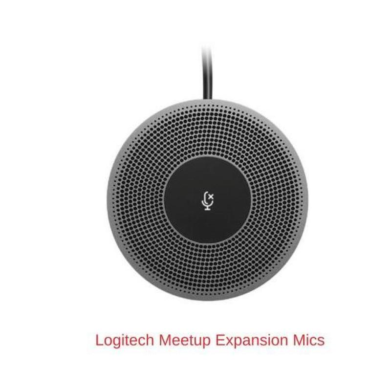 Logitech MEETUP Expansion Mic Singapore