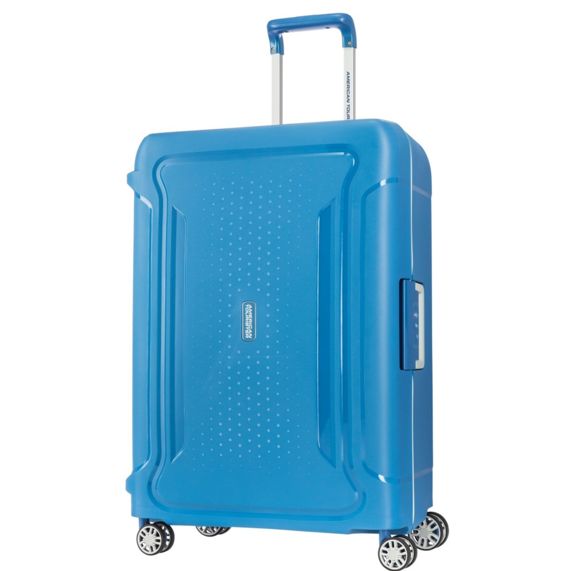 Store American Tourister Tribus Spinner 78 29 Turquoise American Tourister On Singapore