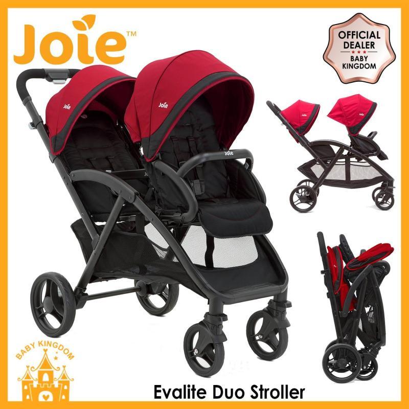 Joie Evalite Duo Stroller Singapore
