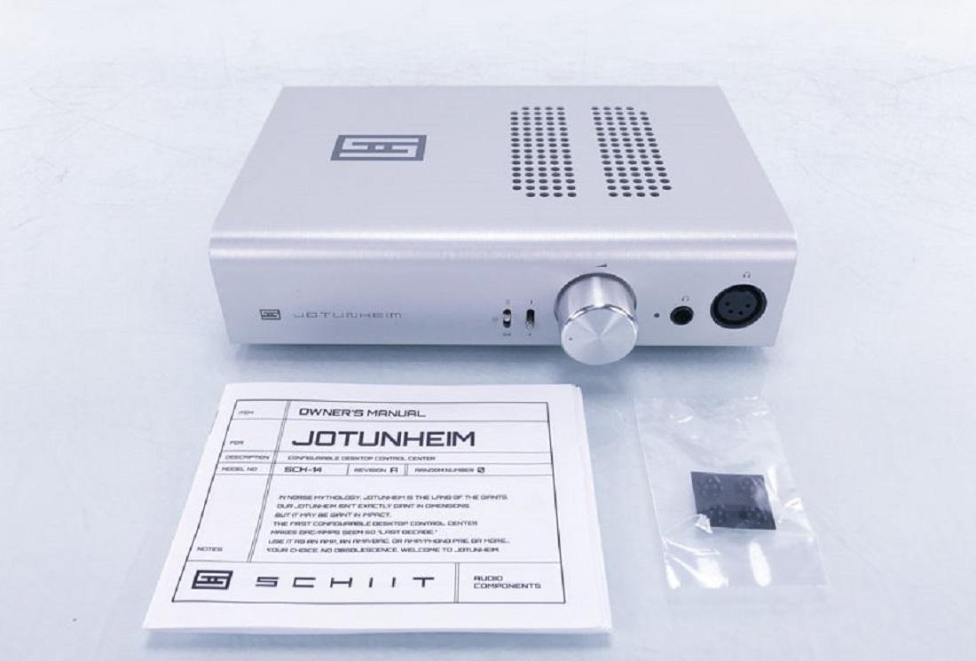 New Schiit Audio Jotunheim Headphone Amplifier Review