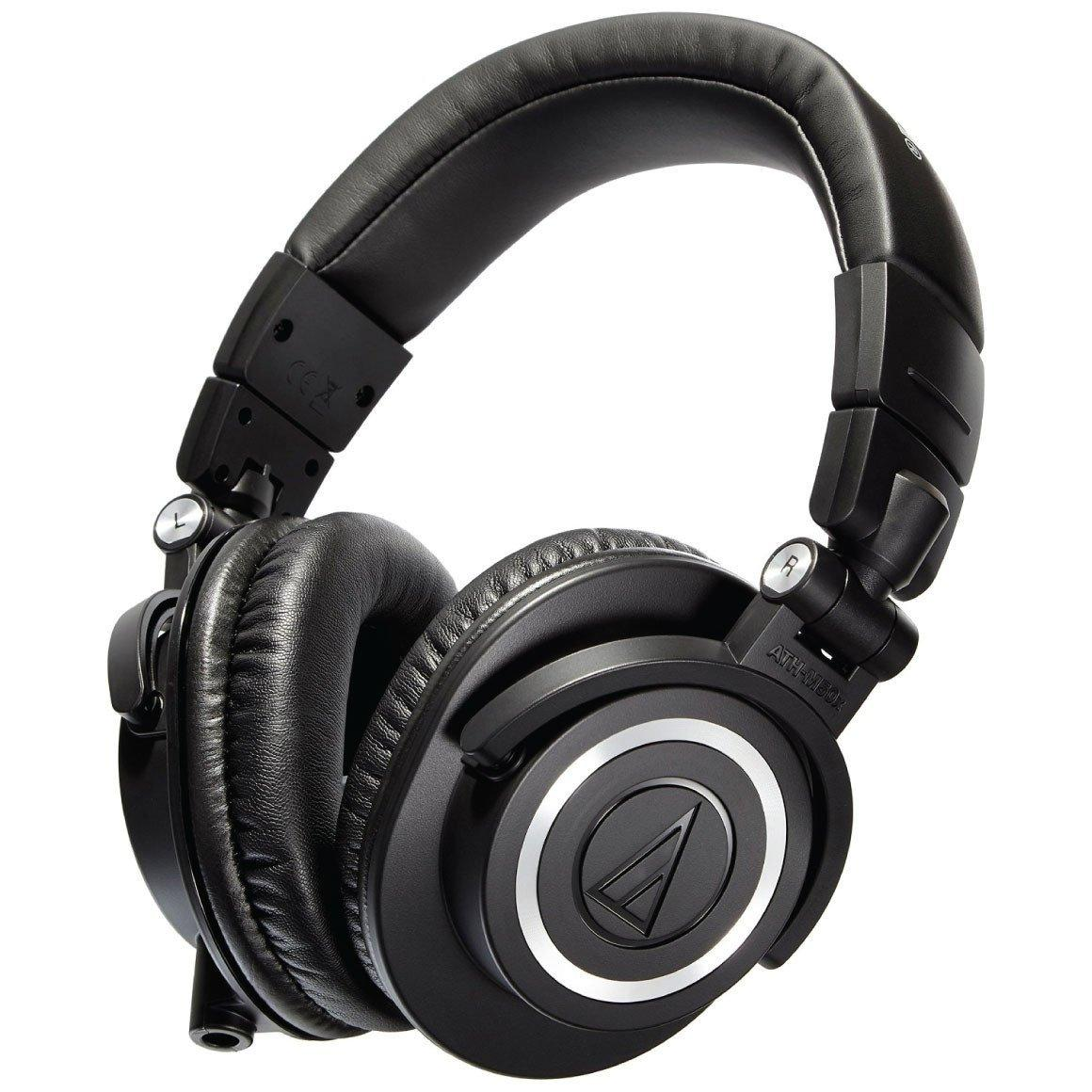 Audio Technica Ath M50X Studio Monitor Professional Headphones Audio Technica Cheap On Singapore