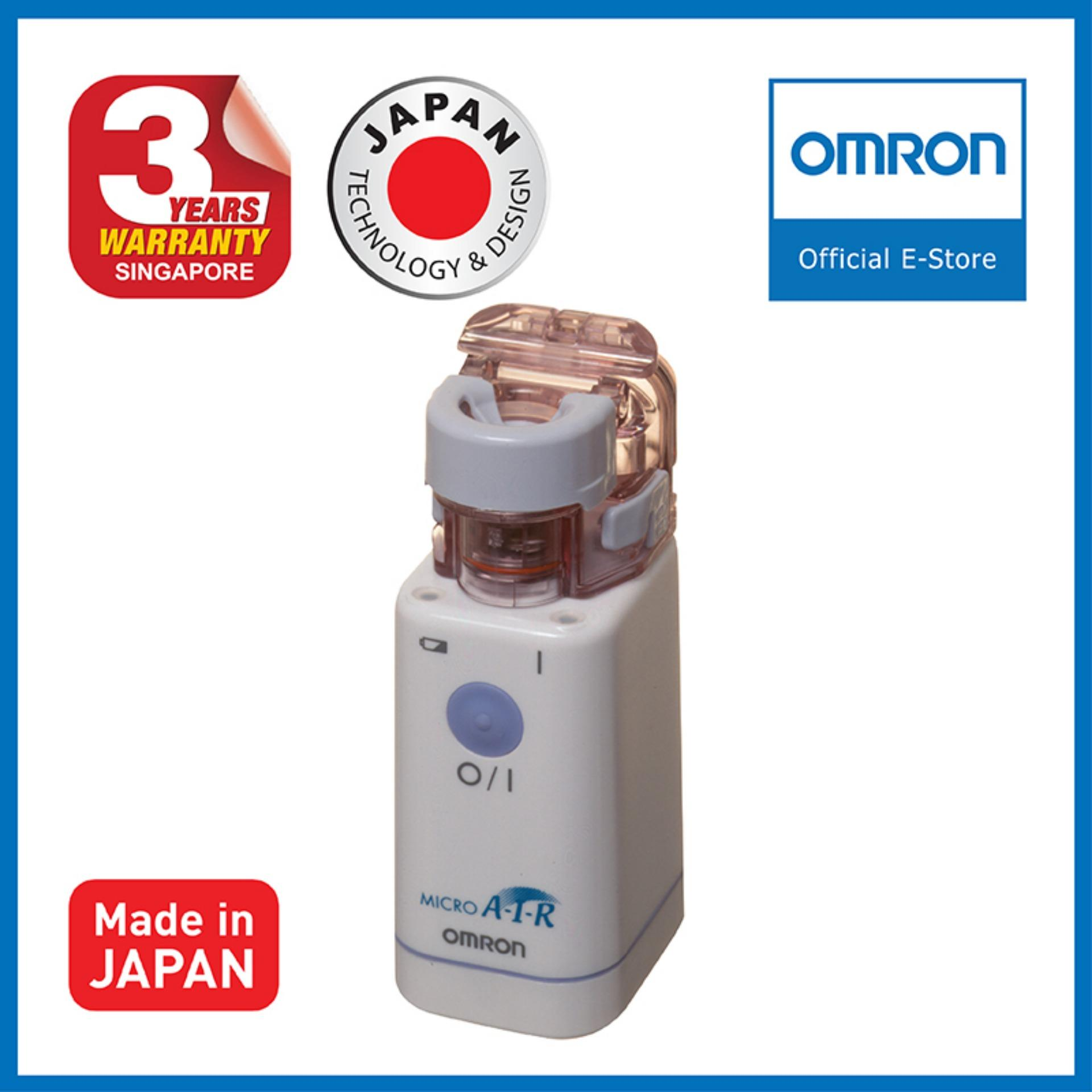 Who Sells Omron Mesh Nebulizer Ne U22