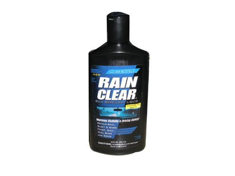 Glass Science - Rain Clear Glass Coating/ Repellent - Liquid - 10oz
