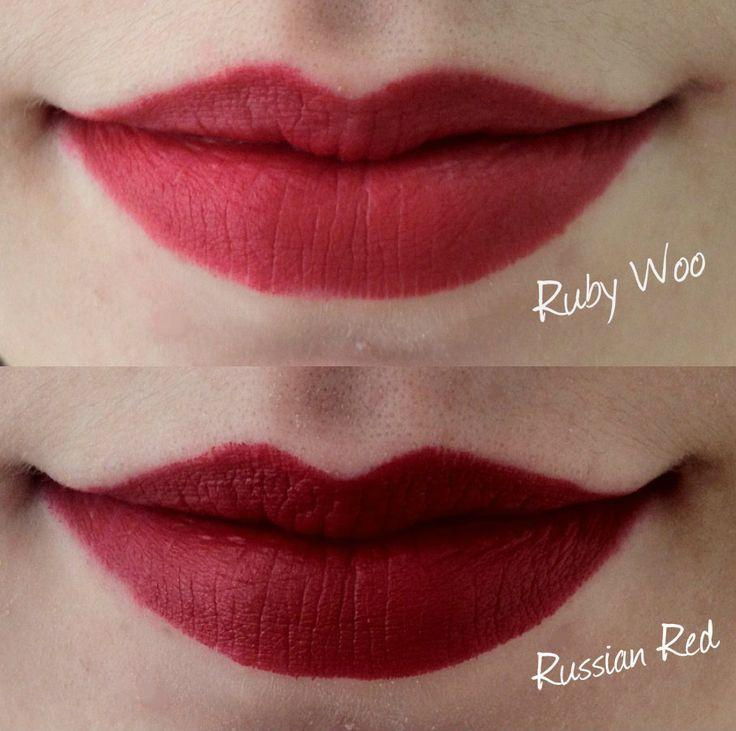 Image result for mac lipstick russian red