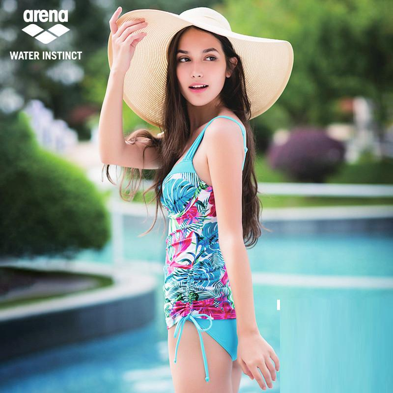 52b4d4c2be9  Double 11 Pre-sale  Arena Women s Joined Bodies TRIANGLE Sexy Bathing Suit  Leisure