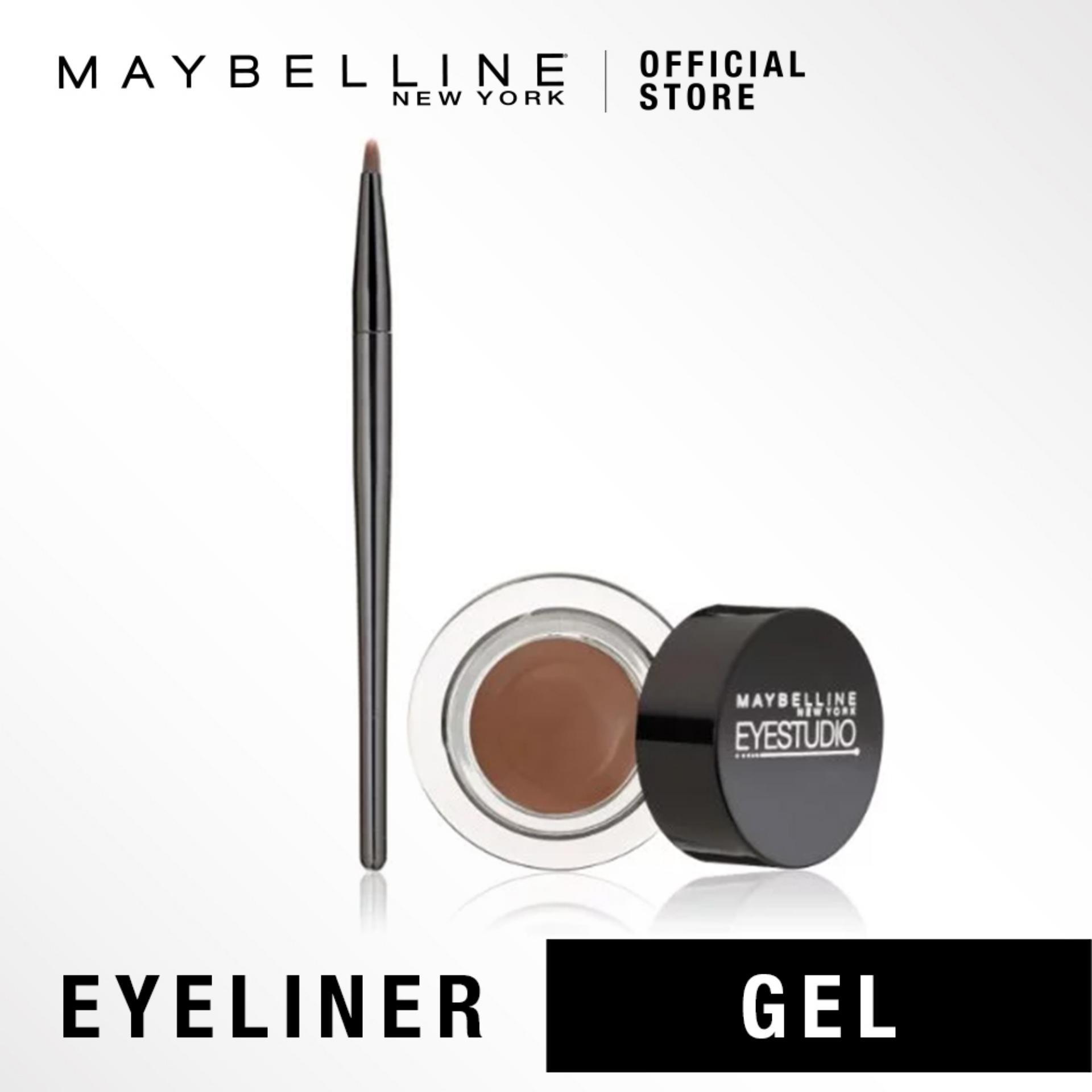 Review Maybelline Eyestudio Lasting Drama Gel Liner On Singapore