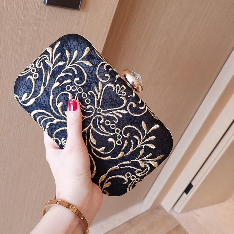 New Exquisite Fashion Dress Yan Hui Bao Party Clutch