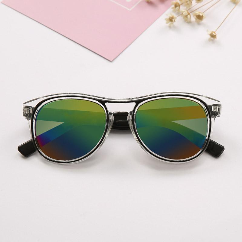 Anak-anak Gaya Korea Kacamata anak laki-laki kepribadian Petpet  perlindungan UV anak laki 7e7646b854
