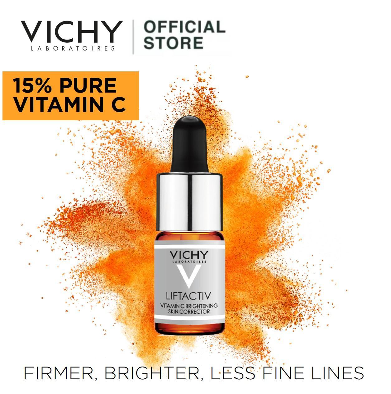Compare Vichy Liftactiv Vitamin C Brightening Skin Corrector 10Ml
