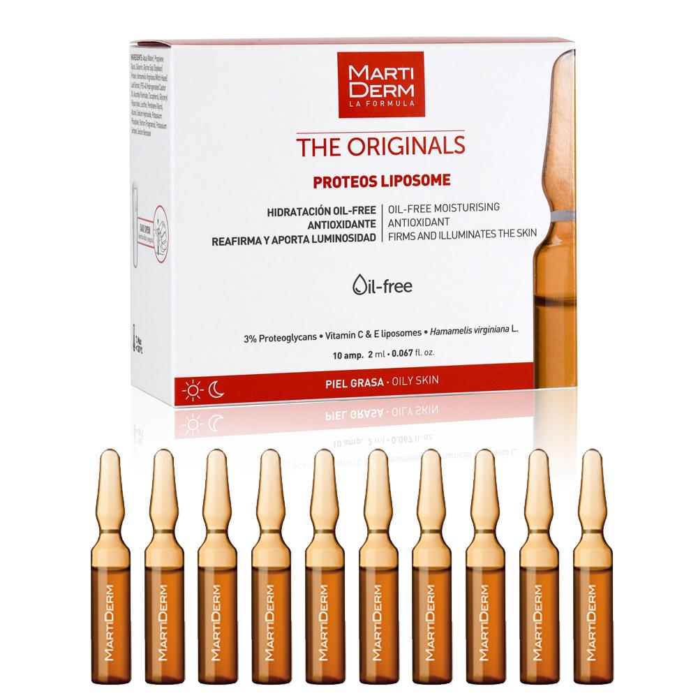 Liposomas Proteos Liposome Ampoules 10X2Ml 10 Assorted Ampoules 10X2Ml Bundle Deal