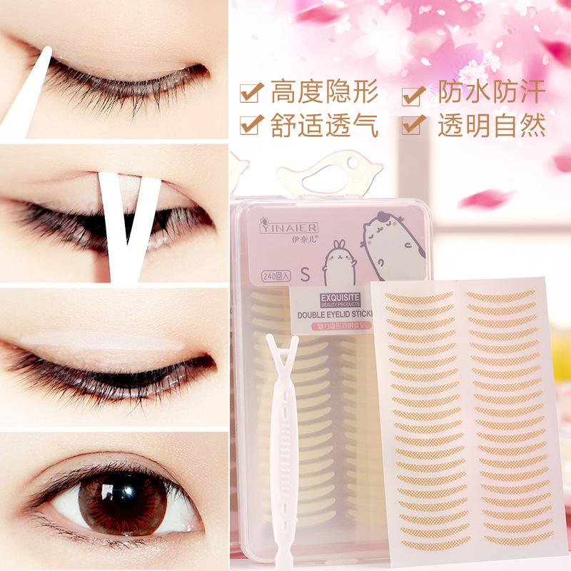 Invisible Lace Breathable Double Eyelid Stickers MWT11 Philippines