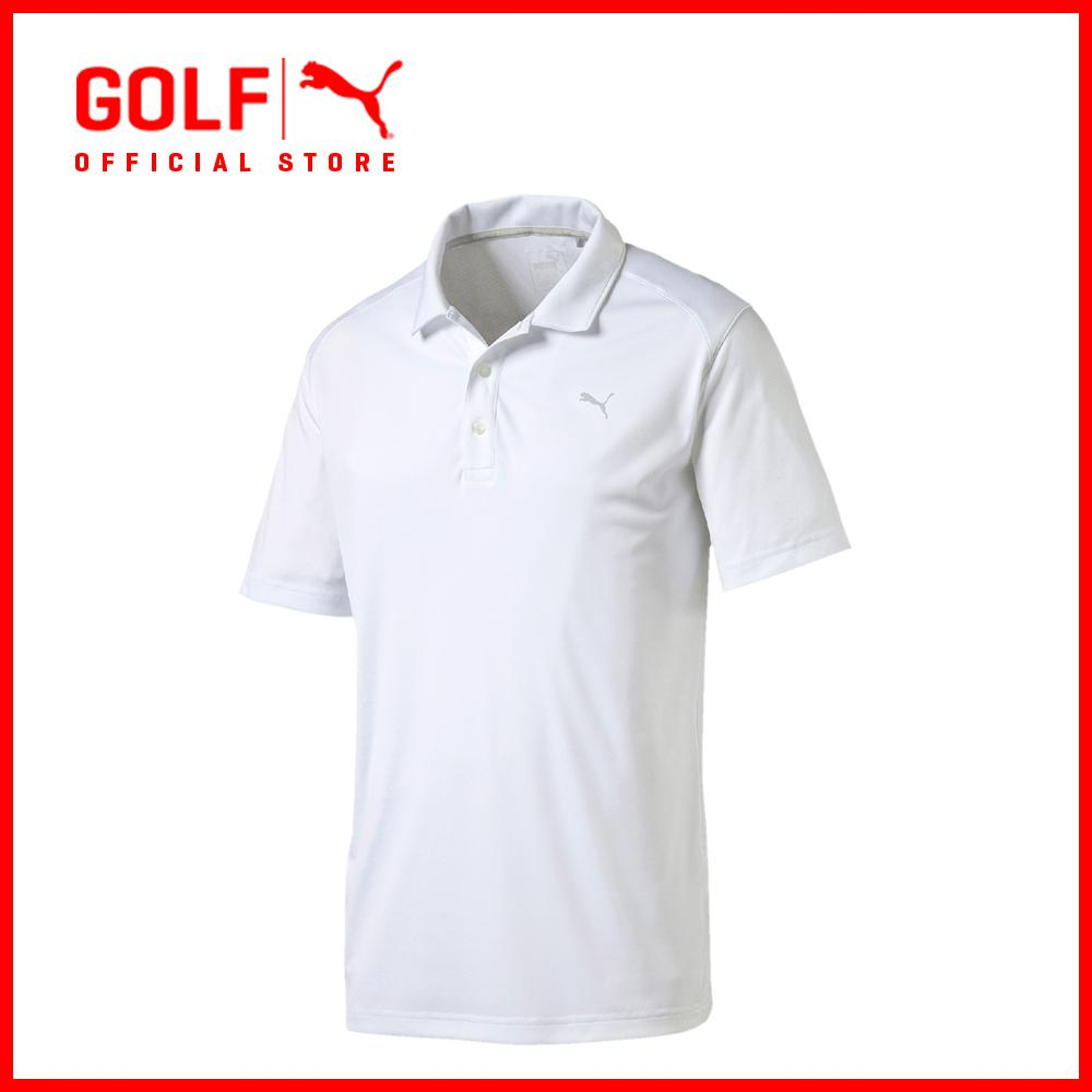 The Cheapest Puma Golf Men Ess Pounce Polo Bright White Online