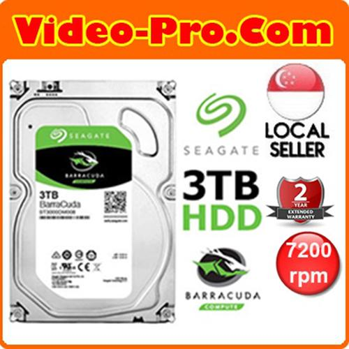 Seagate St3000Dm008 3Tb Barracuda 3 5Inch Sata3 Hard Disk Drive 7200Rpm 64Mb Cache 2 Year Warranty Discount Code