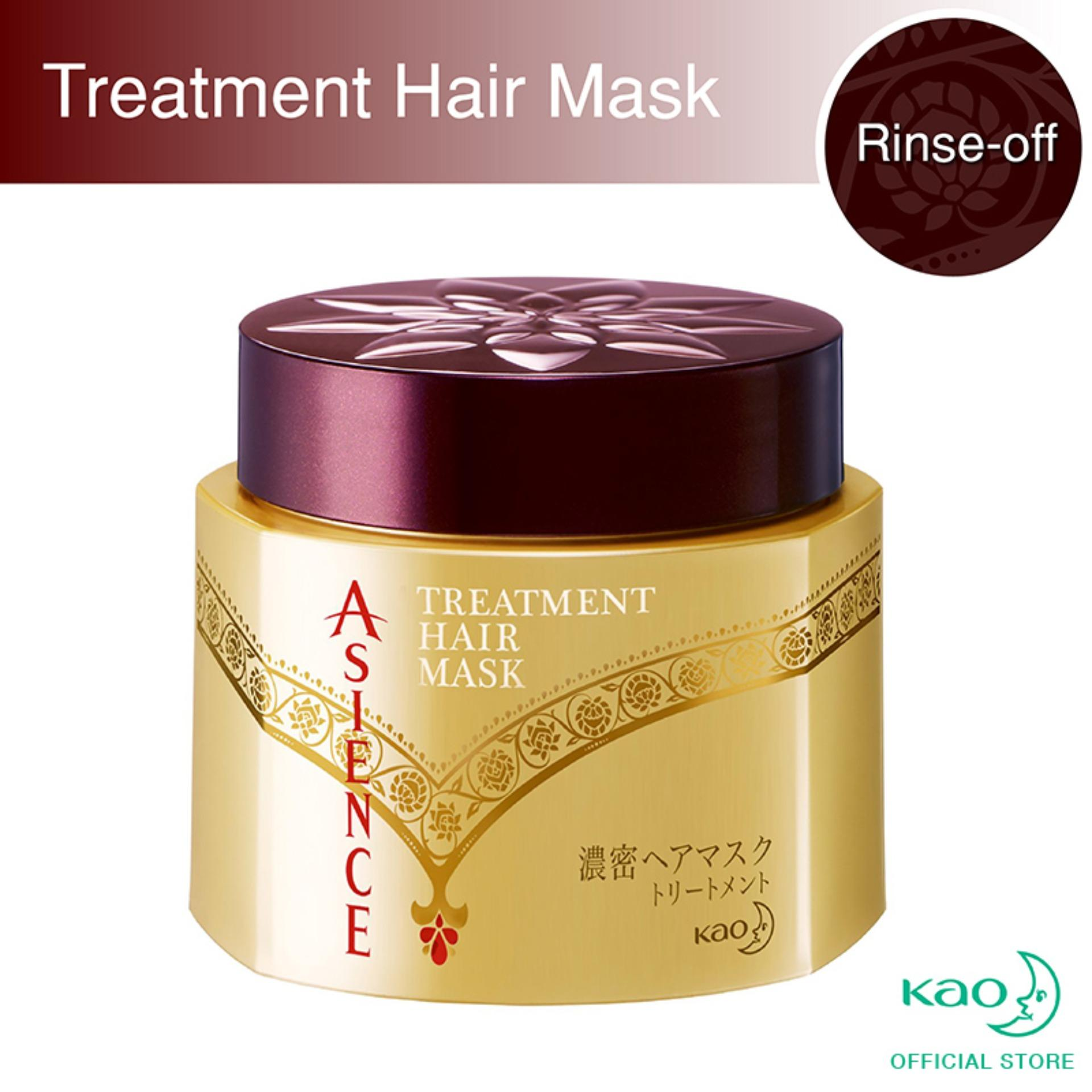 Purchase Asience Treatment Hair Mask 180G Online