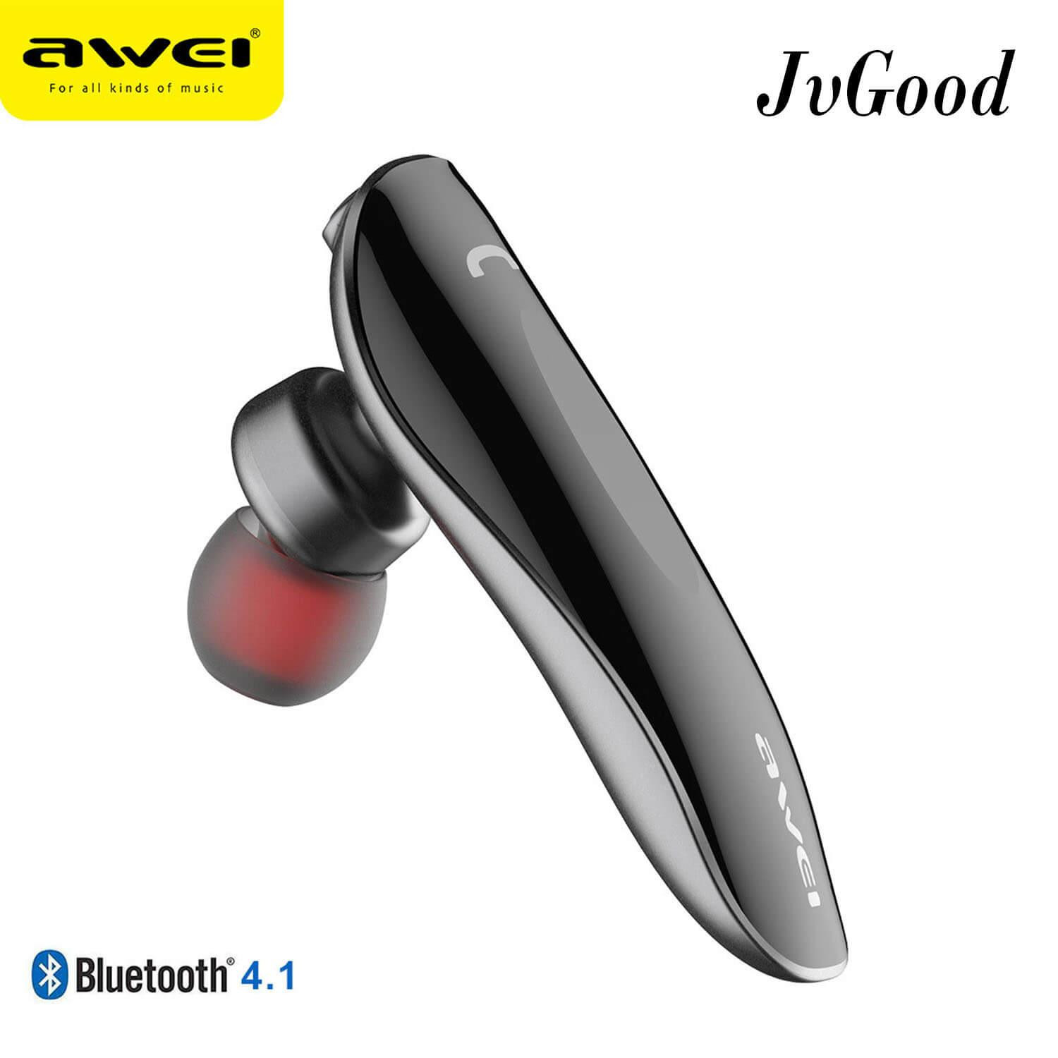 Compare Price Jvgood Multipoint Wireless Earphone Bluetooth Headset Headphone Business Portable Earbud Cordless Csr4 1 Jvgood On China