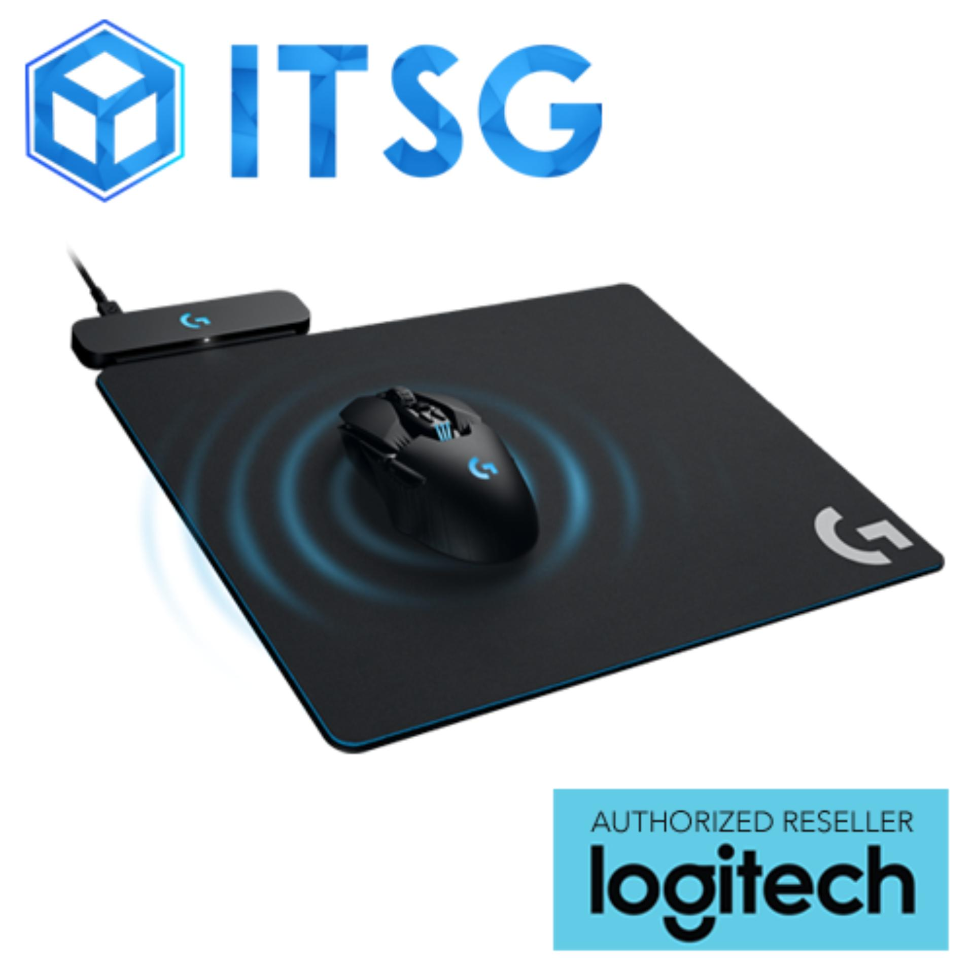 Price Logitech Powerplay Wireless Charging System Logitech Singapore