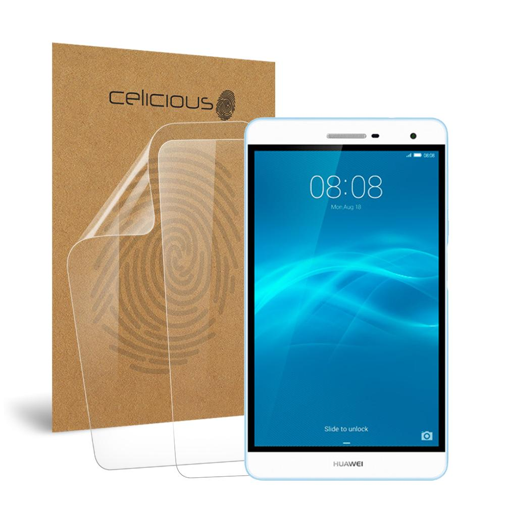 Celicious Vivid Huawei Mediapad T2 7 Invisible Screen Protector Pack Of 2 Cheap