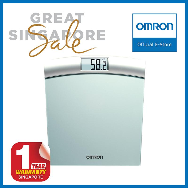 Buy Omron Digital Body Weight Scale Hn 283 Omron Original