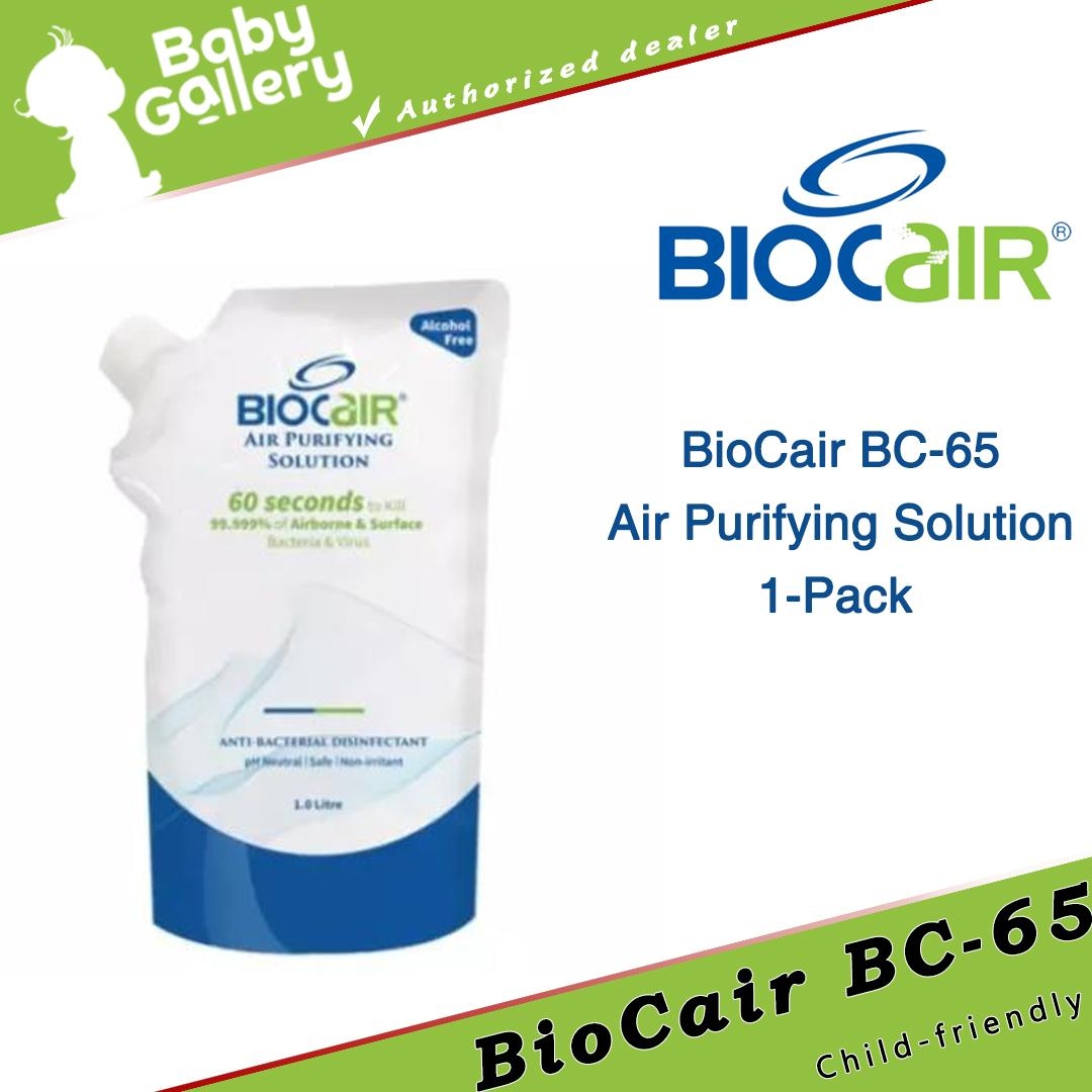 Cheapest Biocair Bc 65 Air Purifying Solution 1 Pack Online