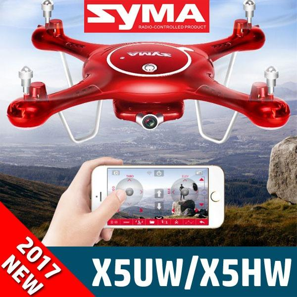 Price Compare 【Syma】【X5Uw】100 Authentic New Drone Wifi Fpv 720P Camera 4Gb Memory Card