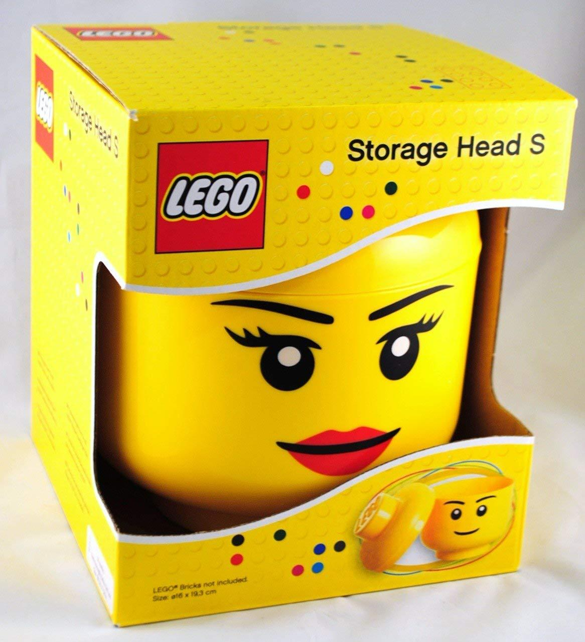 LEGO Iconic Storage Head Small (GIRL) LS-40311725