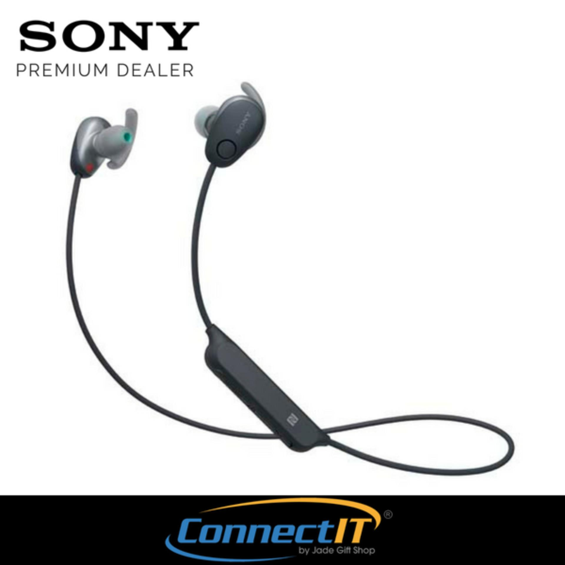 Sony Bluetooth Headphones Over Ear Sport Price In Singapore Earphone Xb80bs Extra Bass Sports Wi Sp600n Wireless Noise Canceling Black