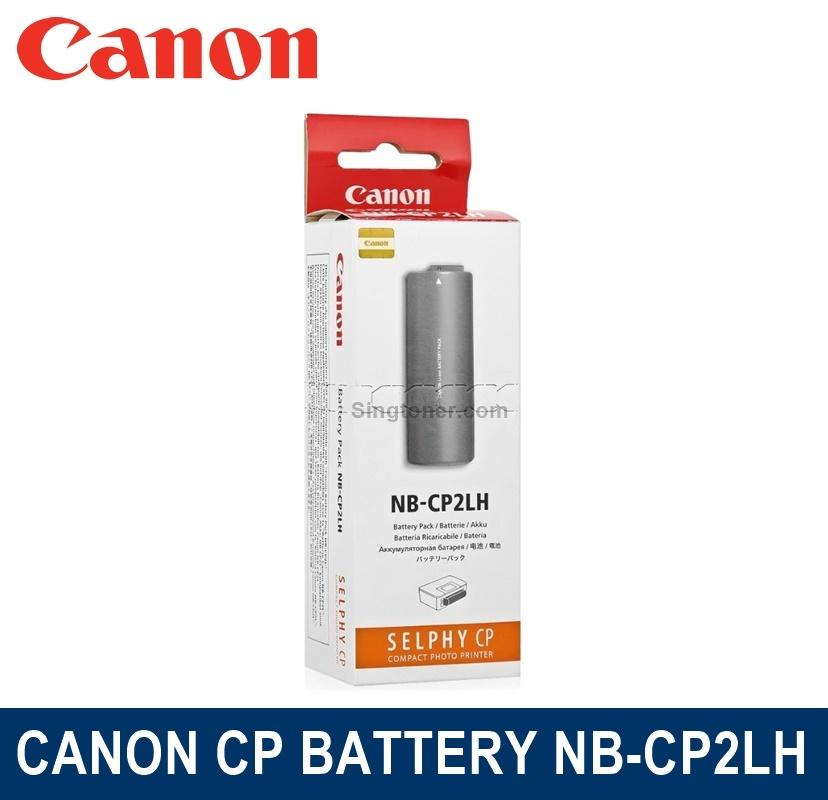 [Original] CANON Selphy CP Battery Pack NB-CP2LH FOR  CP1300 CP1200 CP910 CP800