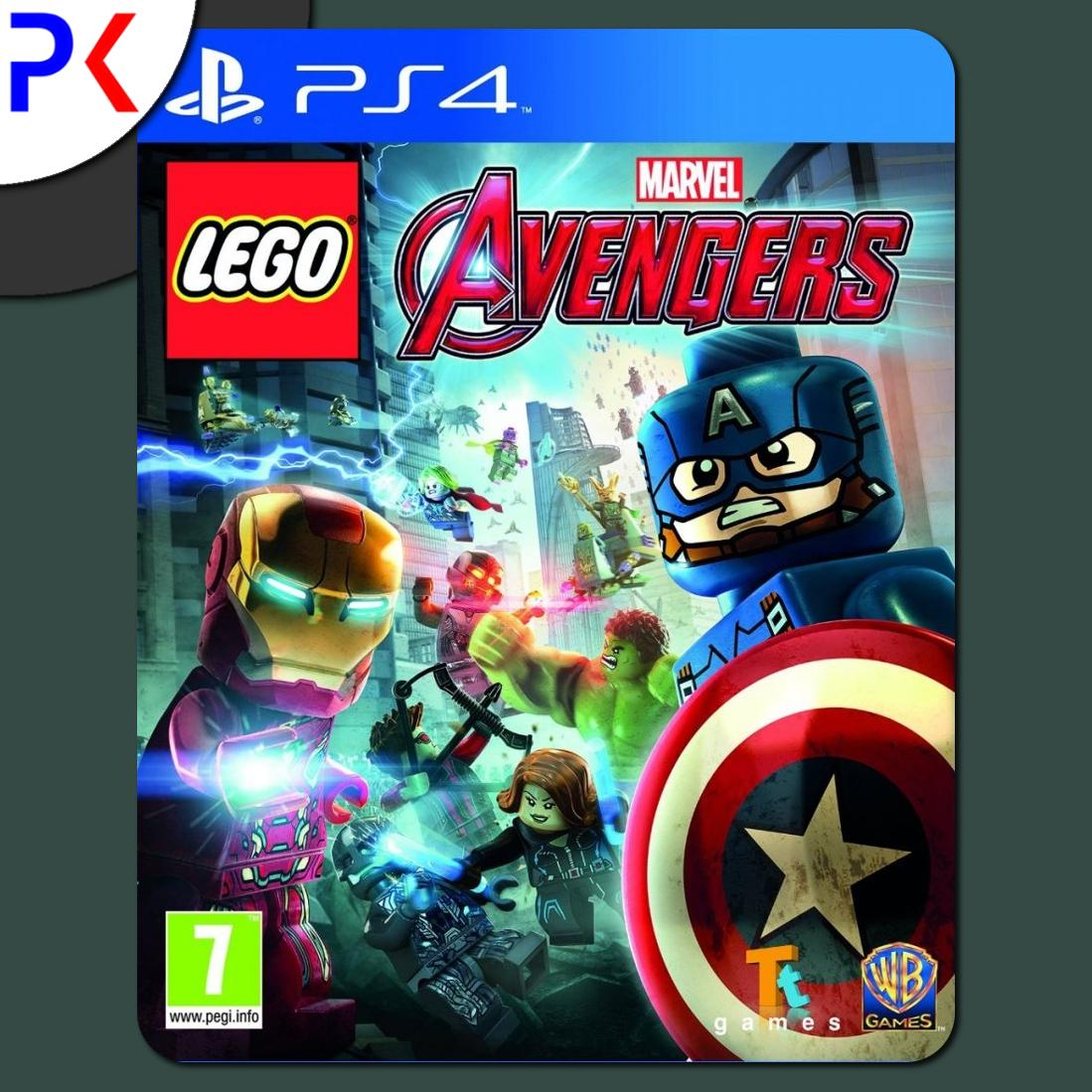 Recent Ps4 Lego Marvel S Avengers R2