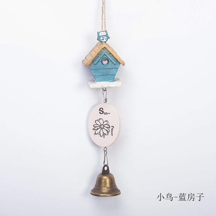 Model Jepang Totoro Lonceng Angin Lulus Hadiah Pasangan Lonceng Angin Ornamen Kreatif Kepribadian Dekorasi 58 Ornamen