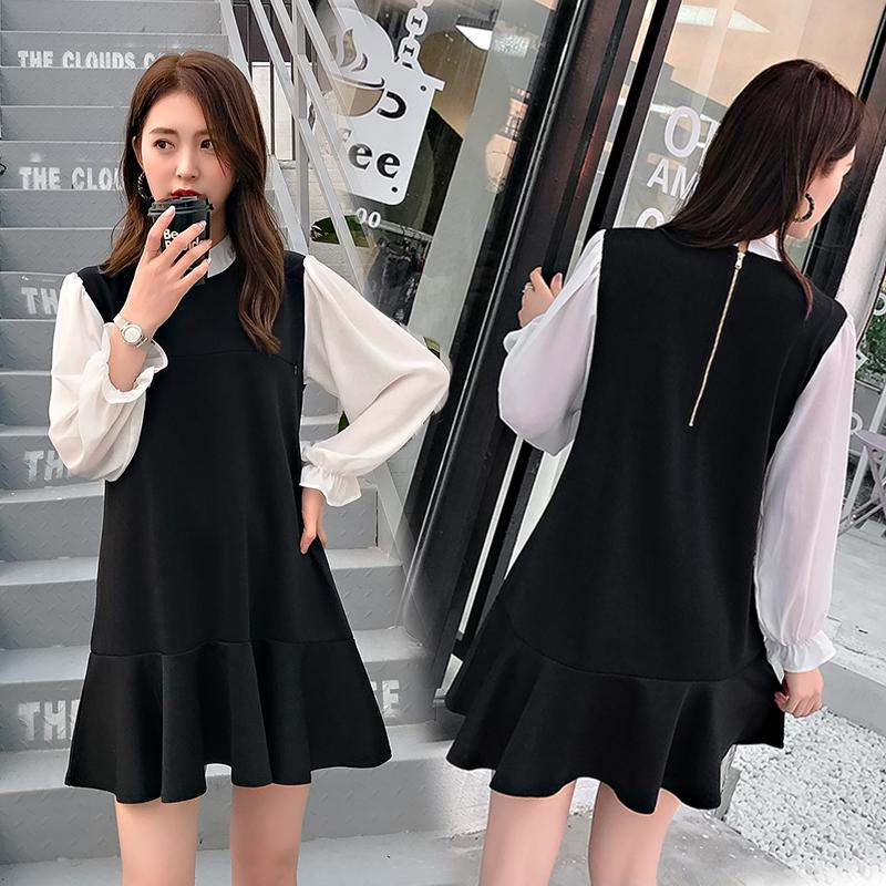 Loose Korean Style New Style Nursing Dress Deal