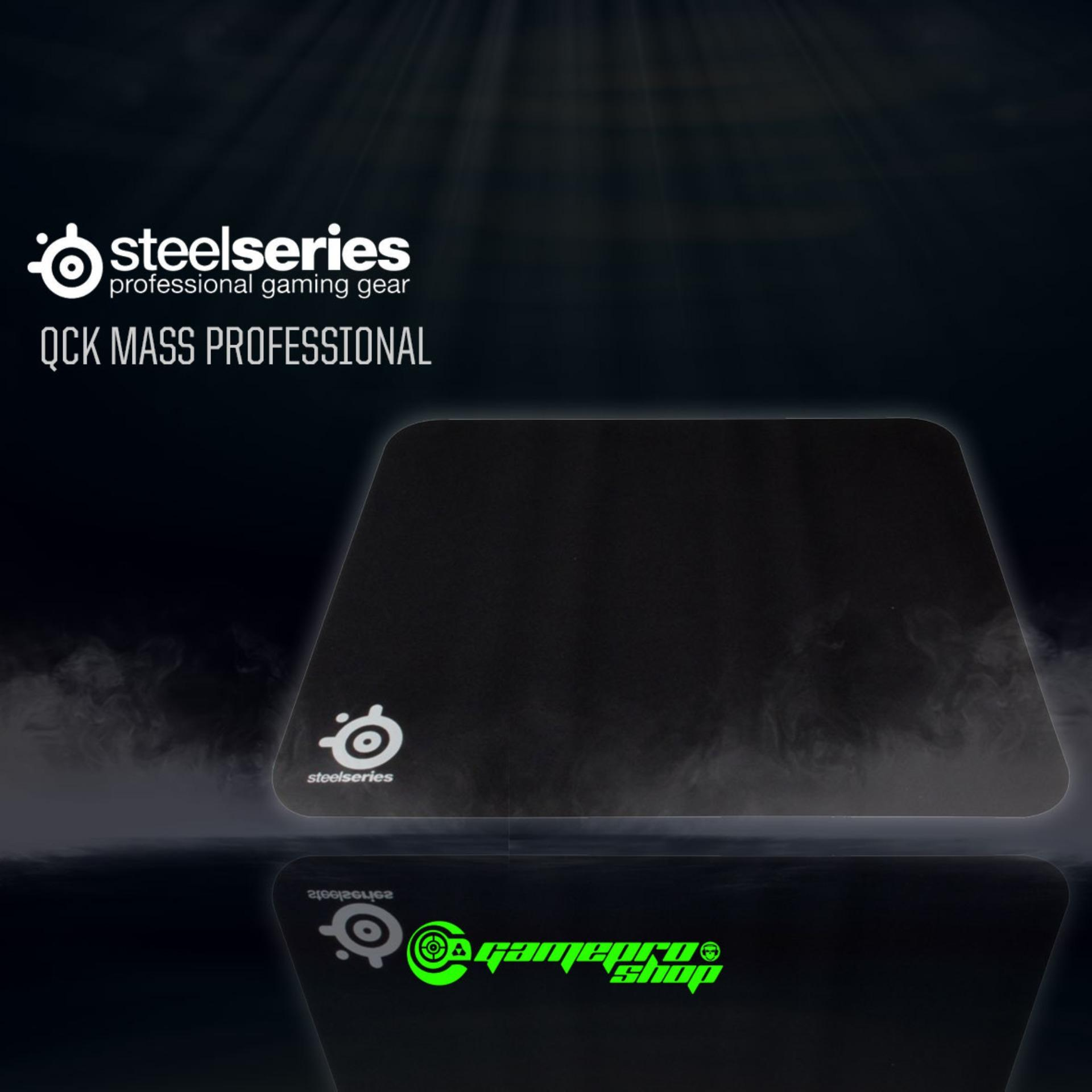 Purchase Steelseries Qck Mass Professional Gaming Mousepad Gss Promo Online