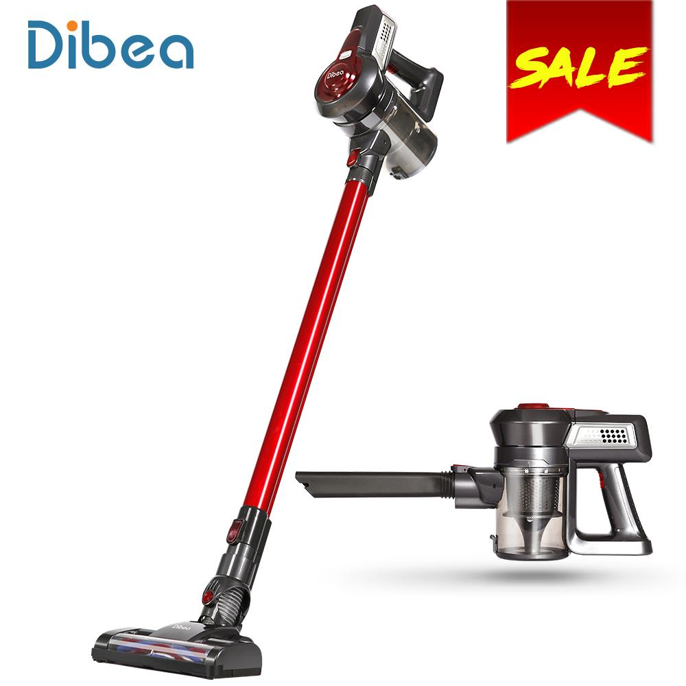 Dibea C17 Wireless Upright Vacuum Cleaner Intl In Stock